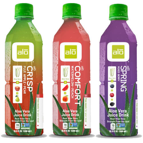 ALO Juices