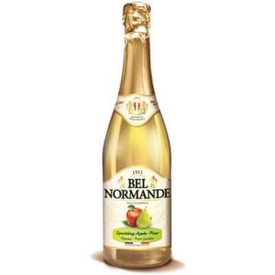 Bel Normande Sparkling Apple-Pear