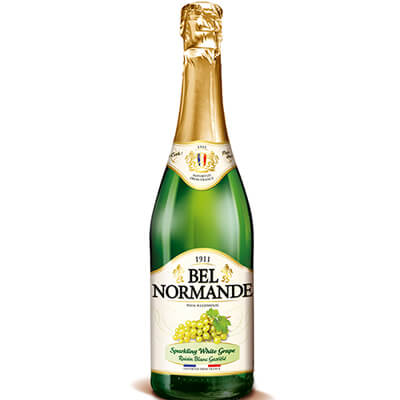 Bel Normande Sparkling White Grape