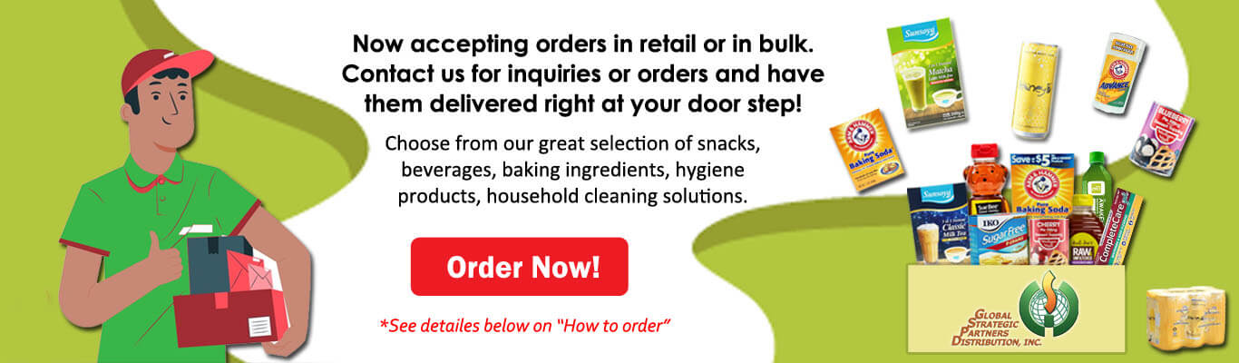 online orders, how to order