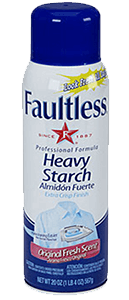 Faultless® Heavy Starch