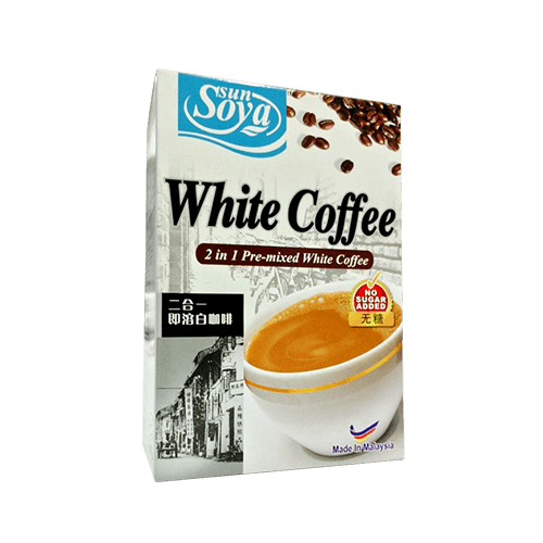 2-in-1 White Coffee